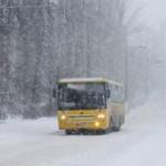 В Киеве у маршрутки на ходу отпали колеса