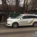 По Киеву разгуливал мужчина с гранатой