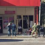 Взрыв в магазине Донецка: стали известны подробности