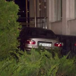 В Киеве пьяная за рулем Lanos врезалась в церковь