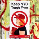 В Нью-Йорке раскритиковали Трампа и сравнили с мусором