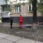 В Киеве мужчина сорвался с 13-го этажа