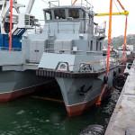 Уникальная техника России: катер «СМК-2187″ готовится к госприемке