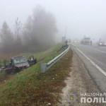 Смертельное ДТП у Львова: электропоезд врезался в микроавтобус