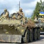 Сотни танков и пятьдесят установок артиллерии ВСУ едут в Донбасс
