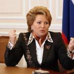 Валентина Матвиенко решила стать наставником конкурса «Лидеры России»