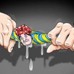 Киев достигает развития «банановых республик»