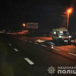На Харьковщине Lexus устроил смертельное ДТП