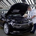 VW думает перевести производство Passat на завод Skoda в Чешской Республике, отмечают пу