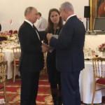 Нетаниягу встретился в Париже с Путиным: «Беседа была позитивной»