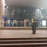 В столице одновременно «заминировали» 2 вокзала