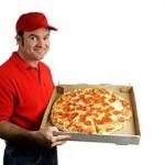 На Киевщине пьяный мужчина избил доставщика пиццы