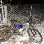 Под Киевом пьяный из-за велосипеда жестоко избил старушку