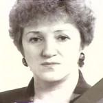 Галина Старовойтова молодая в моей памяти.