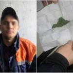 В Днепре преступник избил и выкинул из фуры раздетую женщину