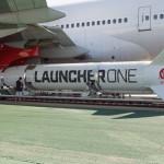 Компания Virgin Orbit впервые состыковала ракету LauncherOne с самолетом-носителем «Cosmic Girl»