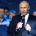Владимир Путин: «сила русского народа неисчерпаема»
