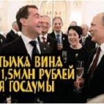 В Госдуму внесли законопроект об ограничении продажи алкоголя