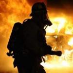 В Днепре при пожаре погибли дети