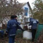 На Киевщине женщина утонула в колодце