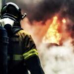 На Киевщине сгорел частный дом: погибли отец и сын