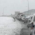 В Киеве за час произошло сразу пять ДТП
