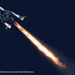 SpaceShipTwo готовится к началу коммерческих полетов в 2019 году