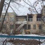 В Киеве произошел пожар в детском саду