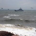 В Крыму назвали условия прохода ВМС Украины в Азовское море