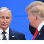 Болтон исключил встречу Трампа и Путина в обозримом будущем