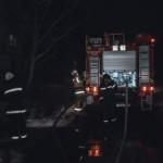 В Киеве произошел пожар в многоэтажке