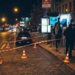 В Киеве именинник выпустил в незнакомца три пули