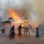 В центре Львова прогремел взрыв