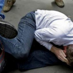 Сын мэра избил активиста под Черниговом