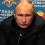 Путин призвал россиян в Новый год почтить память погибших в Магнитогорске