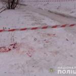 В Харькове люди в масках стреляли в офицера полиции