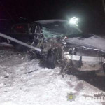 Смертельное ДТП в Запорожской области: столкнулись две «легковушки»