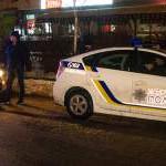В Киеве конфликт между двумя компаниями закончился стрельбой