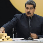 Англичане присвоили венесуэльское золото