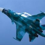 Найдено тело разбившегося летчика Су-34