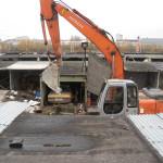 В Москве начинается массовый снос гаражей