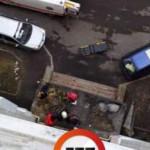 В Киеве 18-летний парень выбросился из окна высотки