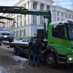 За эвакуацию авто с нарушениями предложили штрафовать