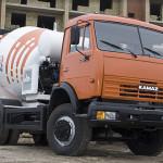В Башкирии освоили производство новой модели автобетоносмесителей на базе «КамАЗа»