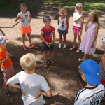 Спортивные детские дворовые игры?