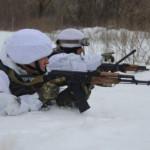 На Донбассе украинских военных обстреляли из запрещенных минометов