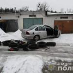 Под Киевом задержали серийных грабителей