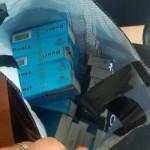 На Одесчине задержали грузовик с психотропными препаратами
