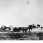 Найден знаменитый американский авианосец «Хорнет». Он затонул 77 лет назад
