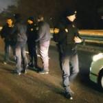 В Киеве полицейский стал виновником ДТП